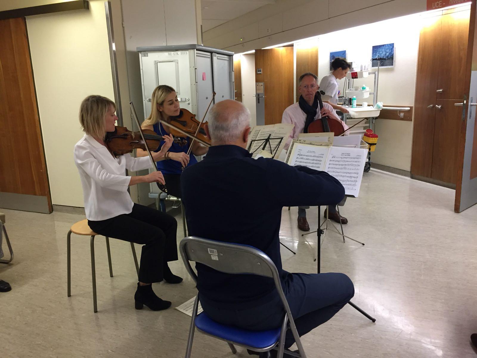 orchestre des rencontres musicales lausanne