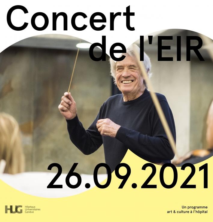 Concert de l'Ensemble Instrumental Romand