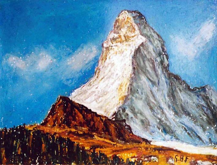 Les neiges éternelles - Georges A. Froidevaux