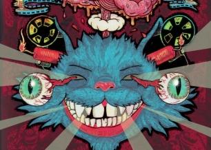 Affiche du Festival Animatou 2014