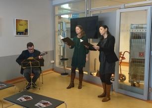 Concert du 16 décembre - musiciens de la HEM