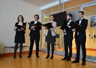 Concert du 26 février - Les Jeun'Voix
