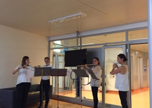 Concert de flûte - HEM
