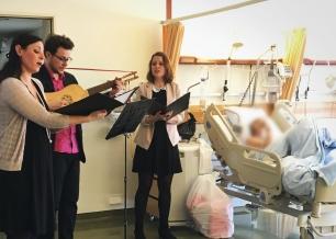 Haute école de musique de Genève - Aurélien Dubuis, Marine Margot et Anaïs Yvoz