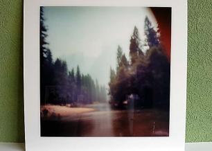 Mussard Claire-Annette - Paysages américains - 2010 - Sténopé