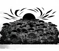 Sans titre - 2008 - Estampe - 100 x 70 cm - PER_17_100