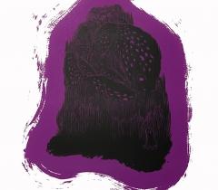 Sans titre - 2008 - Estampe - 46 x 64 cm - PER_17_083
