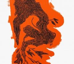 Sans titre - 2008 - Estampe - 46 x 64 cm - PER_17_094