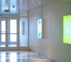 Caroline Sorger - Chemins de Vie - 2001 - Hôpital de Bellerive