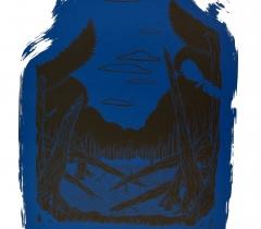 Sans titre - 2008 - Estampe - 70 x 100 cm - PER_17_101