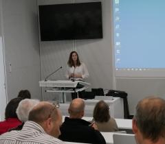 Conférence « Lorand Gaspar à l'écoute des voix du vivant »