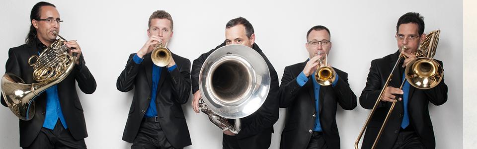 Concert Geneva Brass Quintet
